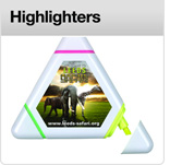 Click here to view our range of printed promotional highlighters A&A Marketing