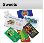 Click here to view our range of promotional mint cards, mints and sweets A&A Marketing